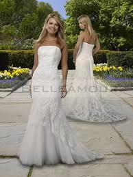 robe de mari e classique robe de mariée classique longue bustier dentelle sirène