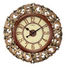 Home Decor Clocks Lai Sheng European Large Living Room Wall Clock Home Decor Clock