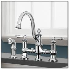moen waterhill kitchen faucet moen waterhill bridge kitchen faucet sinks and faucets home