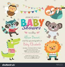 baby shower stock vector 404964280 shutterstock