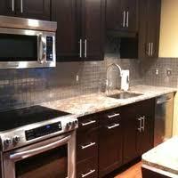 Steel Tile Backsplash by 2x2 Stainless Steel Tile At Design For Less