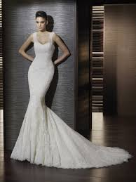 trumpet wedding dresses trumpet style wedding dress wedding corners
