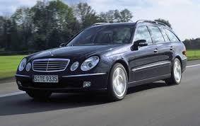 2006 mercedes e class used 2006 mercedes e class wagon pricing for sale edmunds