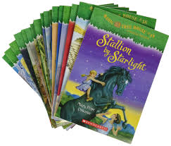 Magic Tree House Merlin Mission Pack 29 49 Mary Pope Osborne