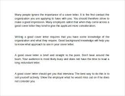 how to write a cover letter u2013 8 samples examples u0026 formats