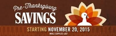 save money this thanksgiving coupons from costco