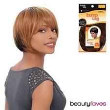 hair bump vogue crop sensationnel pre bumped 100 human hair bump wig