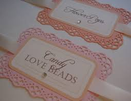 Candy Labels For Candy Buffet by Cute Lacy Labels For Candy Buffet Wedding Pinterest Buffet