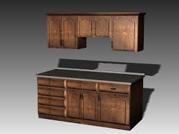 Antique Kitchen Cabinets Kitchen Cabinets 3d Models Lakecountrykeys Com