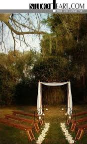 Simple Backyard Wedding Ideas by Best 25 Backyard Wedding Ceremonies Ideas On Pinterest Outdoor