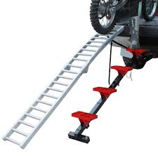 win a motocross bike revarc 8 u0027 dirt bike loading ramp and hitch step discount ramps