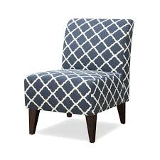 Blue And White Accent Chair Westin Accent Chair Blue White U2013 Apt2b