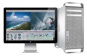 apple ordinateur de bureau mac pro avec écran apple 24 à vendre à dans ordinateurs de bureau