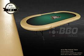 poker table with folding legs aces pro poker table casino quality poker table by bbo