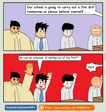 Fire Drill Meme - fire drill by bobblaster meme center