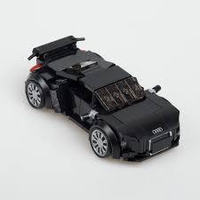 lego sports car audi r8