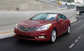 2012 hyundai azera first drive u2013 review u2013 car and driver