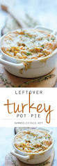 after thanksgiving turkey recipes leftover thanksgiving turkey pot pie damn delicious