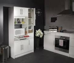 vaisselier de cuisine buffet de cuisine contemporain blanc galibert buffet et vaisselier