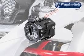 long range optimus led auxiliary light round bmw motorrad protection auxiliary light guard aton motousher