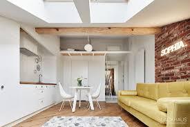 3 fabulous studio apartments arranged with a stylish loft bedroom