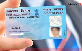 photo card how to link aadhaar with your pan card indiatoday