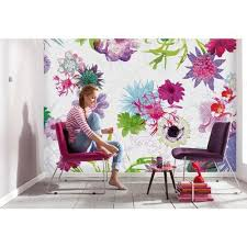 komar 100 in x 145 in fleur de paris wall mural 8 911 the home fleur de paris wall mural
