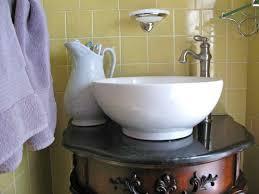 bathrooms design modern fish bowl sinks for bathrooms ideas