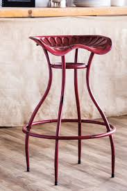 kitchen island u0026 carts spinning metal short kitchen barstool