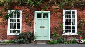 green front door colors front door color inspiration popsugar home