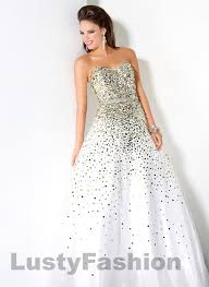 awesome prom dresses 17 awesome white prom dresses 2012 lustyfashion