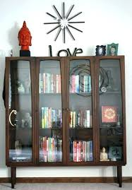 bookcase manly office library with ikea billy bookcases w glass