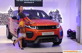 land rover purple 2016 range rover evoque launched in india at rs 47 10 lakhs