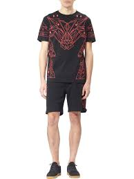 lamborghini clothing marcelo burlon county of milan lamborghini print cotton tee