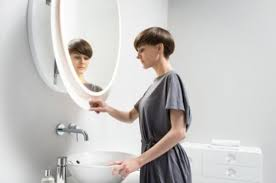 Super Modern Bathrooms - super modern bathroom mirror collection comfortable in using by