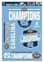gift ideas ornaments unc tar heels ncaa