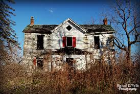 michael c wells photography abandoned farmhouse ii