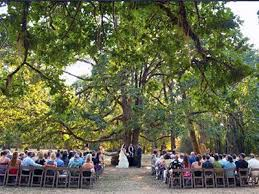 wedding venues in oregon oregon wedding venues with forest wooded views