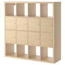 Using 2 Ikea Expedit Bookcases by Kallax Shelf Unit With 8 Inserts White 57 7 8x57 7 8
