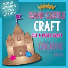 25 sand castle craft ideas castle crafts