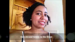 hair styles for vacation 4 natural hair style ideas while on vacation or swimming youtube