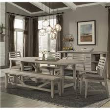 Wood Dining Table With Bench And Chairs Table And Chair Sets Washington Dc Northern Virginia Maryland
