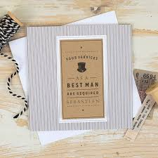 will you be my best personalised will you be my best card by button box cards