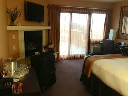 Fireplace Inn Monterey by King Room With Fireplace Picture Of Mariposa Inn And Suites