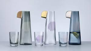 100 disigen glassware design dezeen magazine modern living