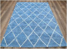 Blue Wool Rug Surprising Ideas Blue Moroccan Rug Perfect Decoration Safavieh