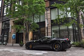 Ferrari California Black - black ferrari california adv5 0 track spec wheels adv 1 wheels