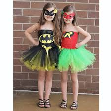 Infant Robin Costume Aliexpress Buy Latest Baby Super Hero Tutu Dress