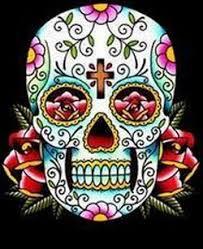 Day Of The Dead Mask Day Of The Dead Mask Creation Lessons Tes Teach