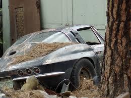 split window corvette value view reveals 1963 split window corvette barn car